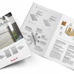 Разработка дизайна буклета и брошюры