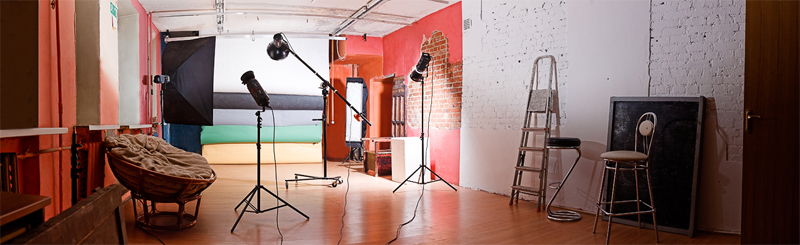 Фотостудия, рекламная фотосъемка