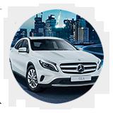 Разработка html-баннера для Mercedes